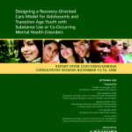 Designing a Recovery-Oriented Care Model...